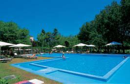Parco delle Piscine - Eurocamp