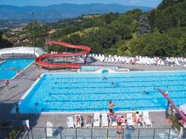 Norcenni Girasole Club - Eurocamp, Figline Valdarno,Tuscany,Italy
