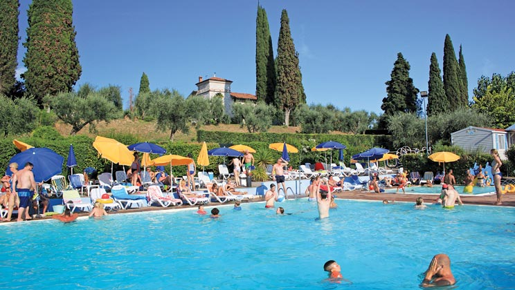Campsite Serenella